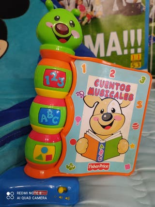 Cuentos musicales Fisher-Price