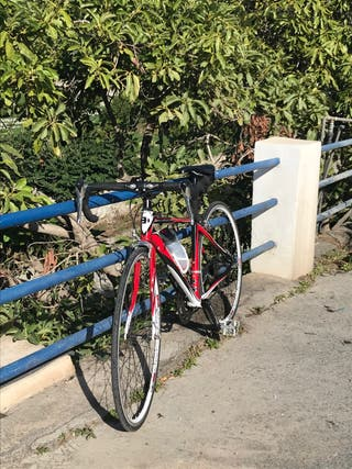 Bicicleta carretera BH Zaphire