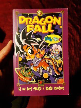 DRAGON FALL - PARODIA DRAGON BALL ENVIO 1 EURO