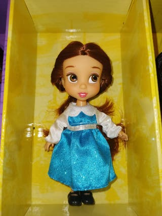 Princesa Bella Mini Animators Disney
