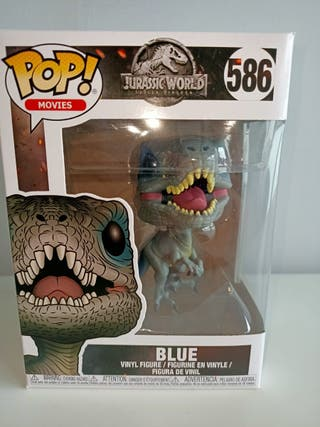 Funko pop Blue Jurassic world
