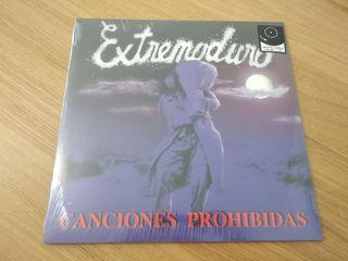 VINILO PRECINTADO + CD EXTREMODURO