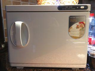 Calentador de toallas eléctric
