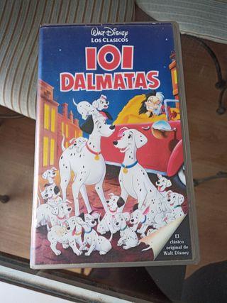 Película 101 dalmatas