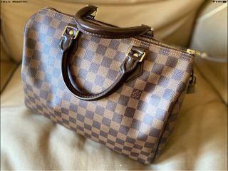 Louis Vuitton, Speedy 30. Como nuevo.