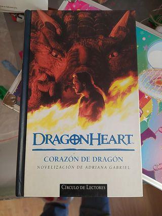 libro dragon heart
