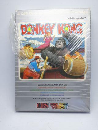 Donkey Kong Grey CBS