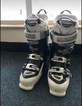 Botas de esqui Fisher