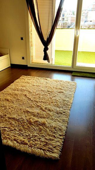 alfombra 100% pura lana virgen