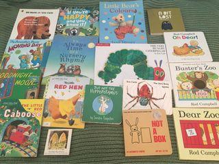 17 libros clásicos niños inglés