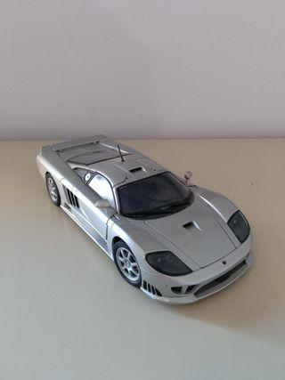 Coche Saleen S7 Miniatura