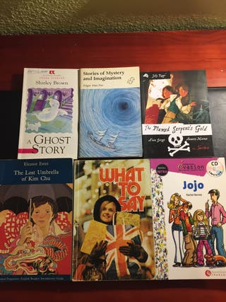 Libros en inglés para niños