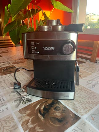 Cafetera Power Espresso 20