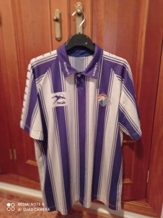 Málaga CF camiseta rasan antigua 95/96/talla L