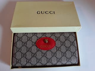 Cartera Gucci Caja y Funda guardapolvos