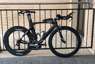 Bici triatlón cabra wilier Blade talla S