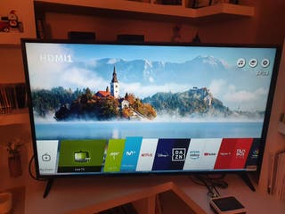 TV LG55UK6100PLB