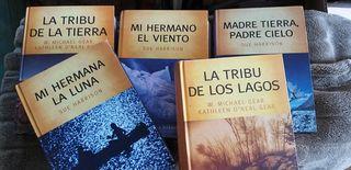 Colección Novela de la Prehistoria
