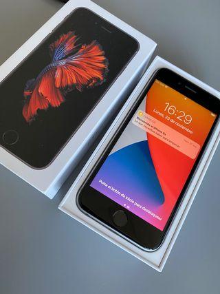iPhone 6s 32gb con batería nueva