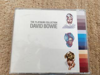 David Bowie - Platinum collection