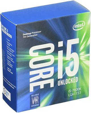 i5-7600k con disipador de procesador i5-8600