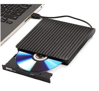 Grabadora CD-DVD externa