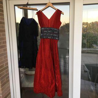 Vestidos de fiesta hechos a mano