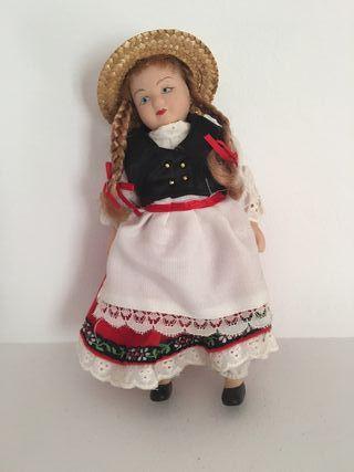 Muñeca de porcelana Alemania