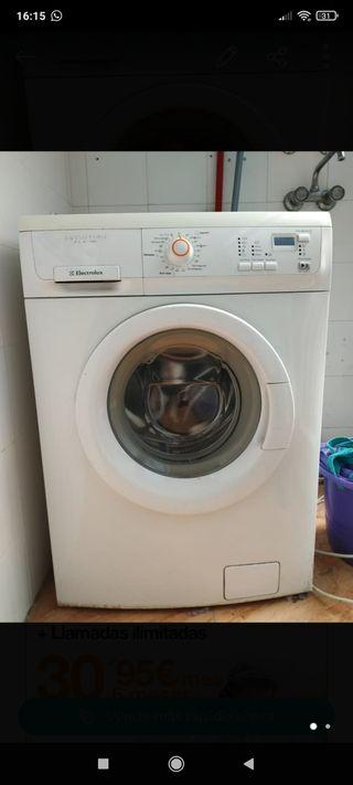 lavadora Electrolux 6 kg
