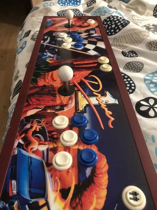 Stick arcade