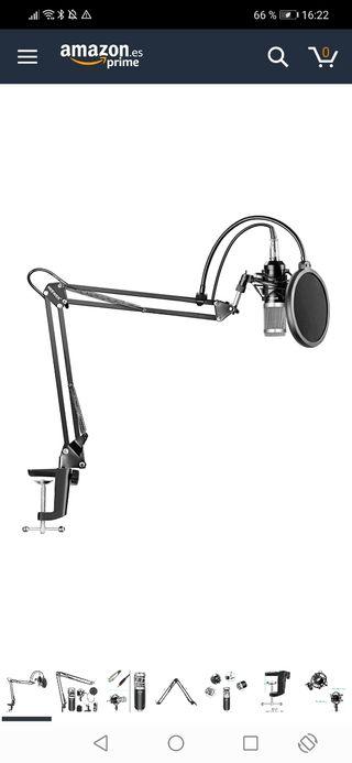Neewer NW-700 Micrófono de Condensador