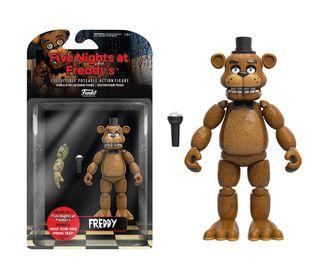 Five Nights at Freddy's, Freddy.
