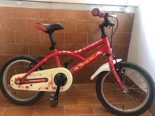 "Bicicleta Orbea 14"""