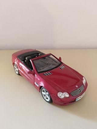 Coche Mercedes SL Miniatura
