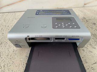 Impresora de fotos Sony
