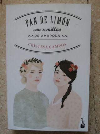 Pan de limón con semillas de amapolas