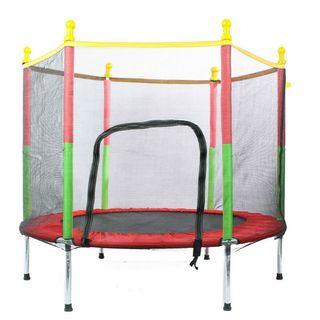 cama elastica trampolin red nuevo