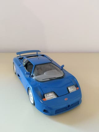 Coche Bugatti 11 Miniatura