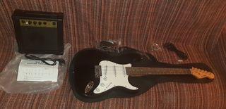 Guitarra 3eléctrica