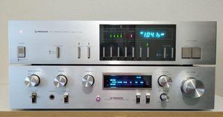 AMPLIFICADOR PIONEER SA 510 y SINTONIZADOR TX 720L