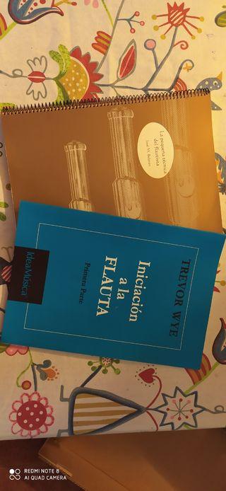 libros flauta travesera