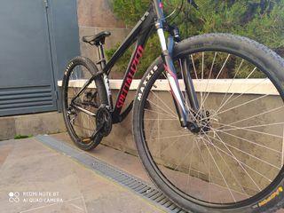 bicicleta Specialized hardrock 29 pulgadas