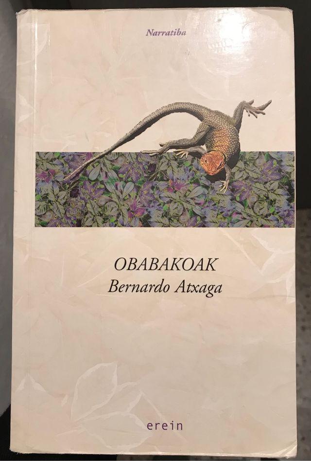 Libro OBABAKOAK