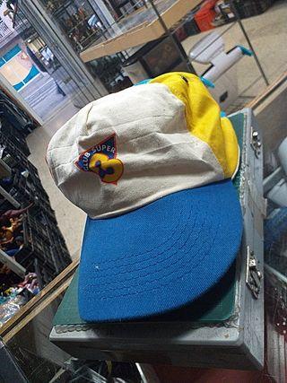 Gorra del CLUB SUPER 3 creo la 1°