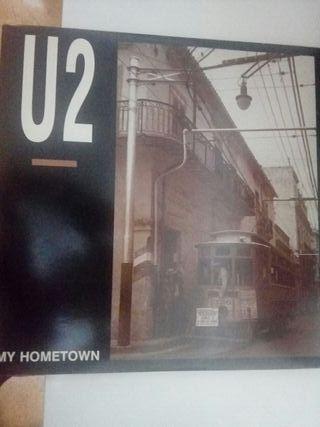 U2: MY HOMETOWN GIRA AÑO 91.