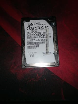 HDD 250GB Hitachi
