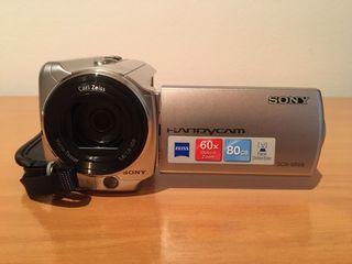 Càmara de vídeo Sony Handycam 80GB DCR-SR58