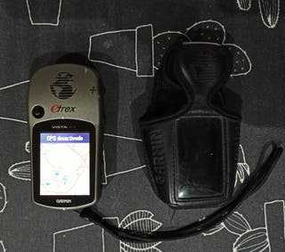 GPS Garmin eTrex Vista Cx + Soporte manillar RAM
