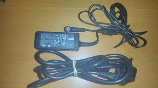 Cargador de portatil, 19V / 2.1A / 40W , 5.5 X 2.5