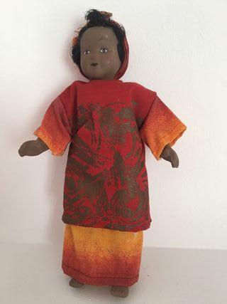 Muñeca de porcelana Senegal
